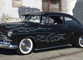 1950 Chevrolet Fleetline would fit just fine at SEMA
