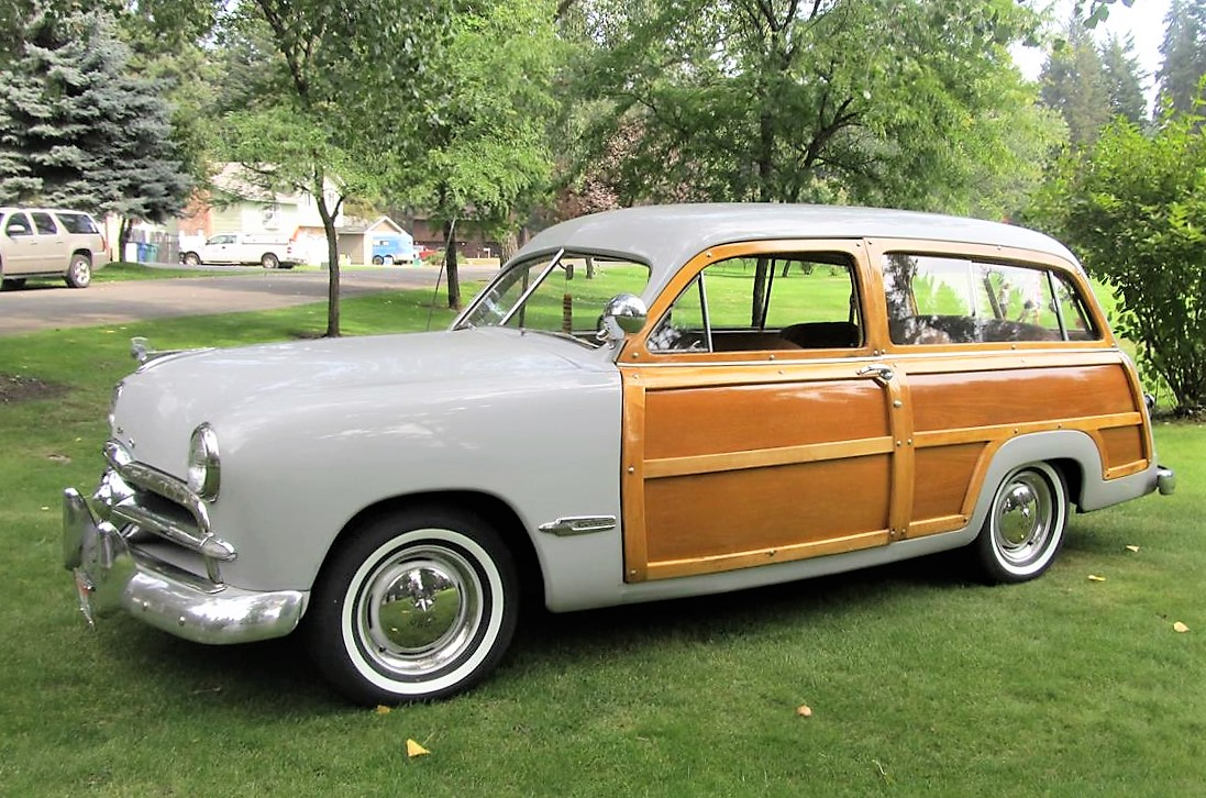 Pick of the Day: 1949 Ford woody wagon - ClassicCars.com Journal