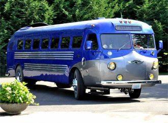 1945 Flxible bus/motorhome