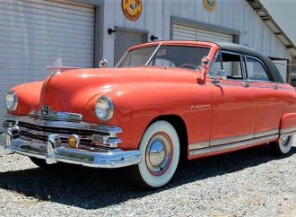 Rarely seen 1949 Kaiser Virginian