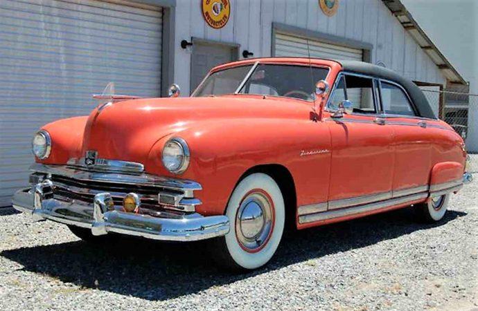 Rarely seen 1949 Kaiser Virginian