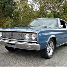 Genuine muscle 1967 Dodge Coronet