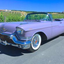 Barrett-Jackson Countdown: 1957 Cadillac Eldorado Biarritz convertible