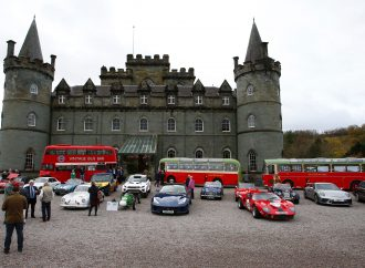 Scotland to celebrate its motorsports heritage with inaugural festival in 2018