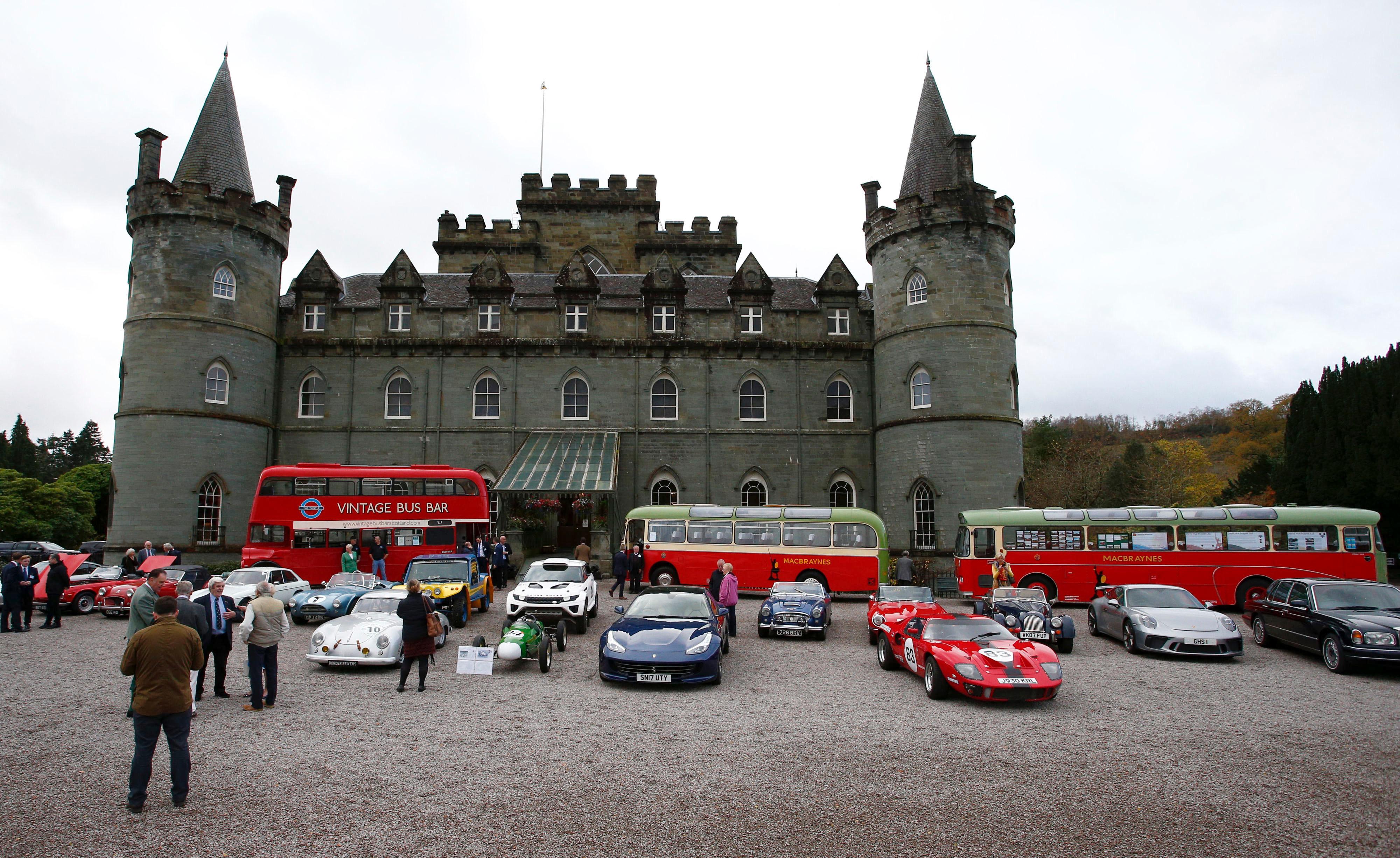 Used Performance Cars Scotland