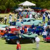 Atlanta concours' winning formula: Southern hospitality and classic cars