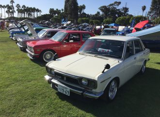 13 is lucky number for the annual Japanese Classic Car Show
