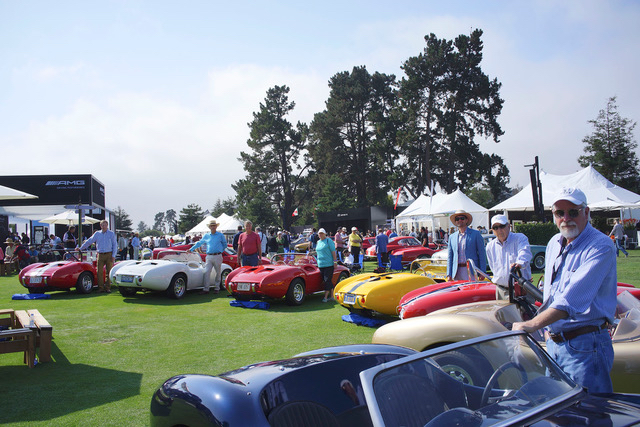 Bill Devin's legacy showcased at Quail gathering