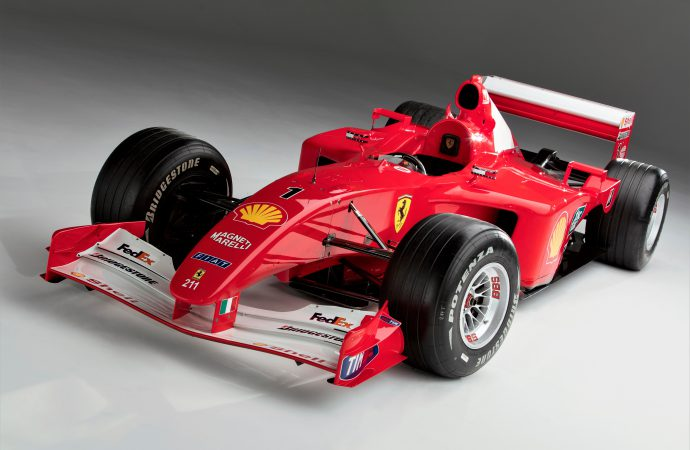 RM Sotheby's joins Ferrari to celebrate 70th anniversary year in New York