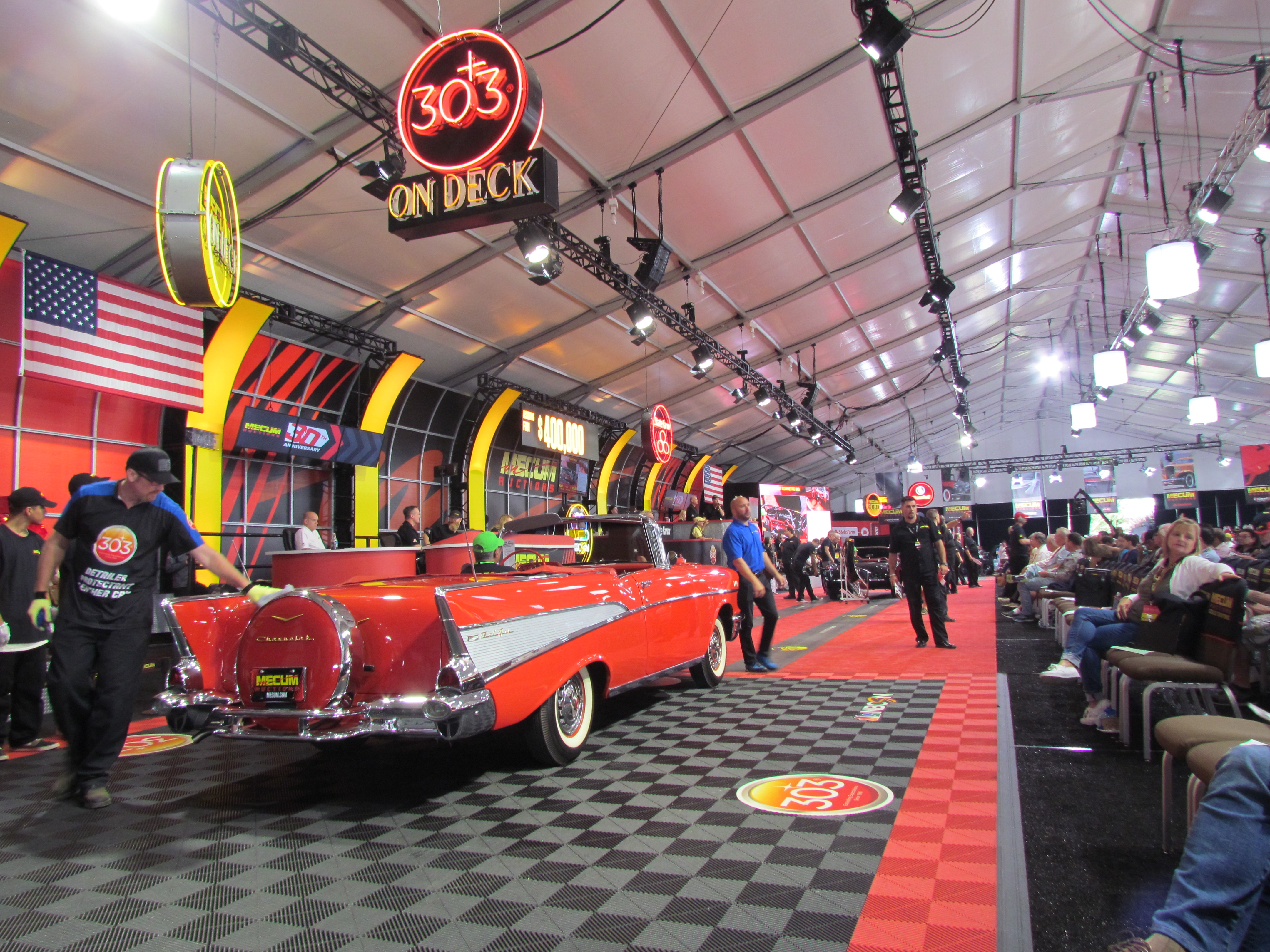 Mecum Sticking With Auctions In ClassicCarscom Journal - Car auction show