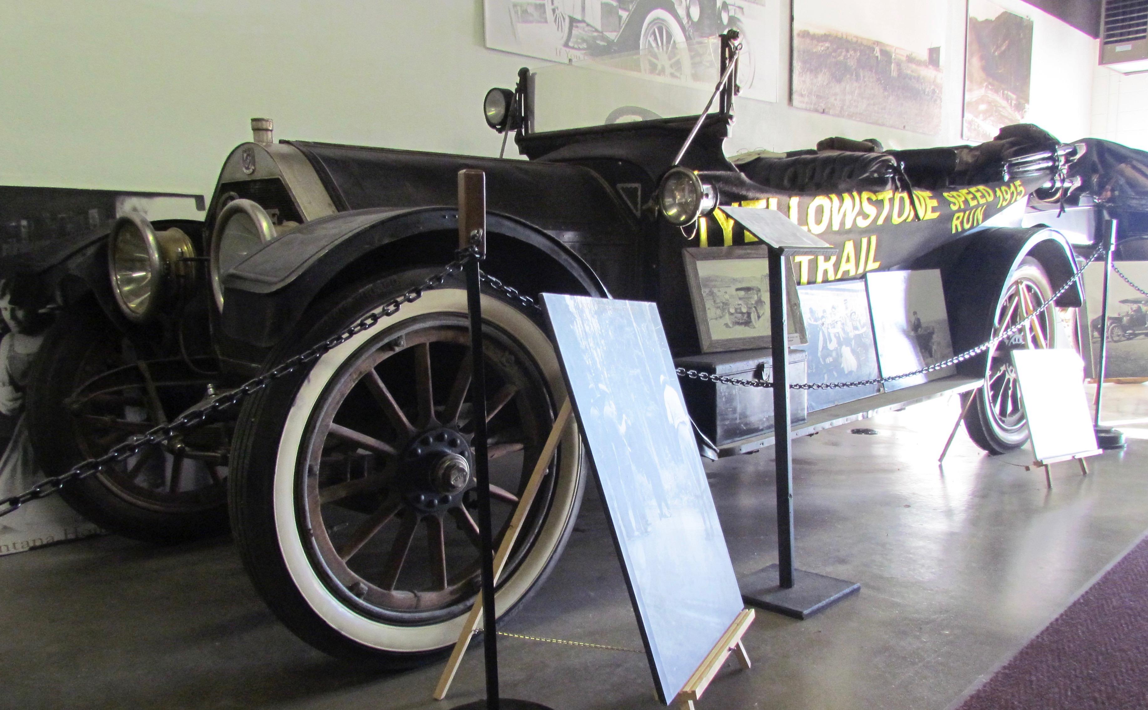 , Prison break: A tour of the Old Montana Prison includes adjacent car museum, ClassicCars.com Journal