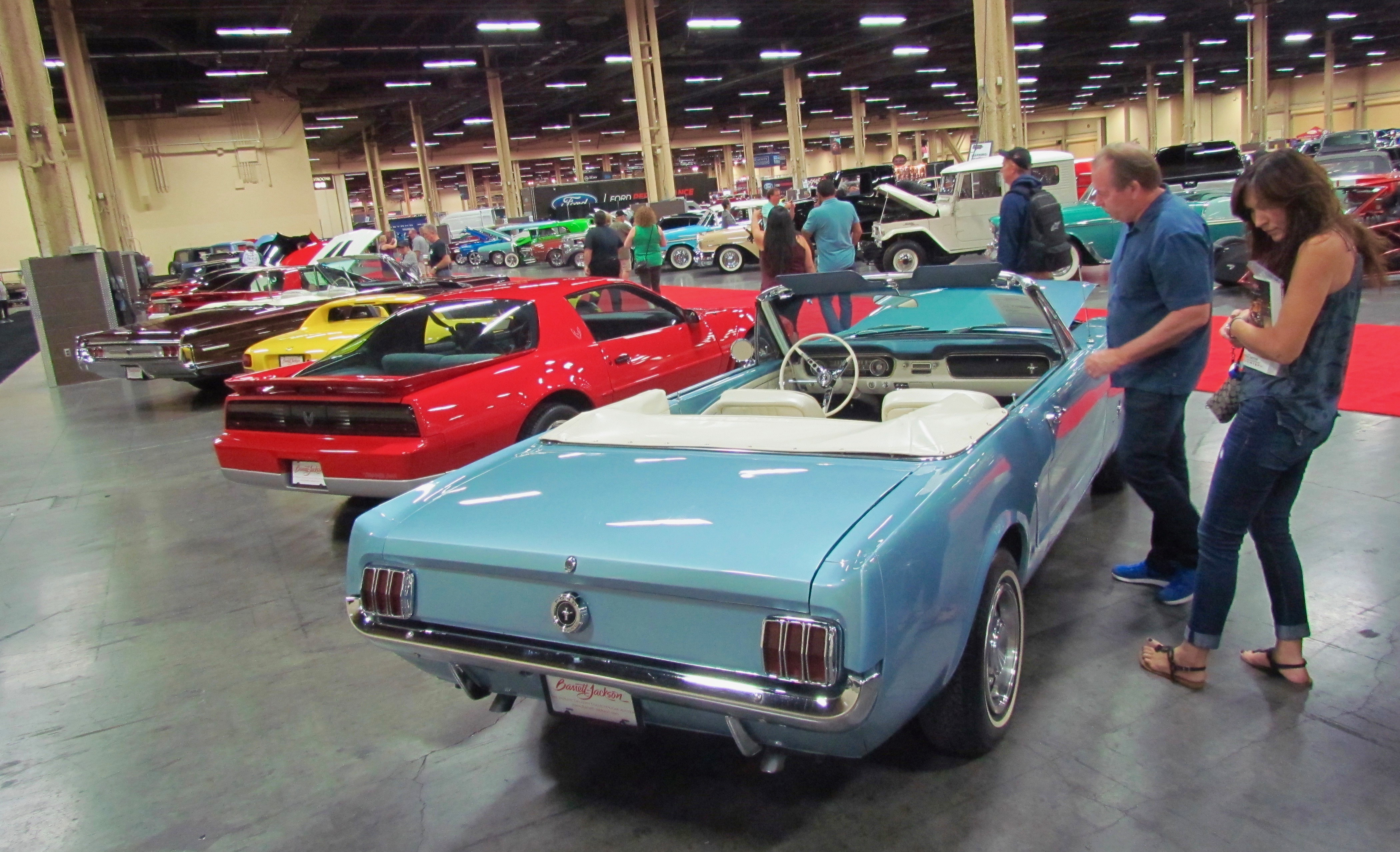 Larrys Likes At BarrettJacksons Las Vegas Auction ClassicCars - Barrett jackson car show las vegas
