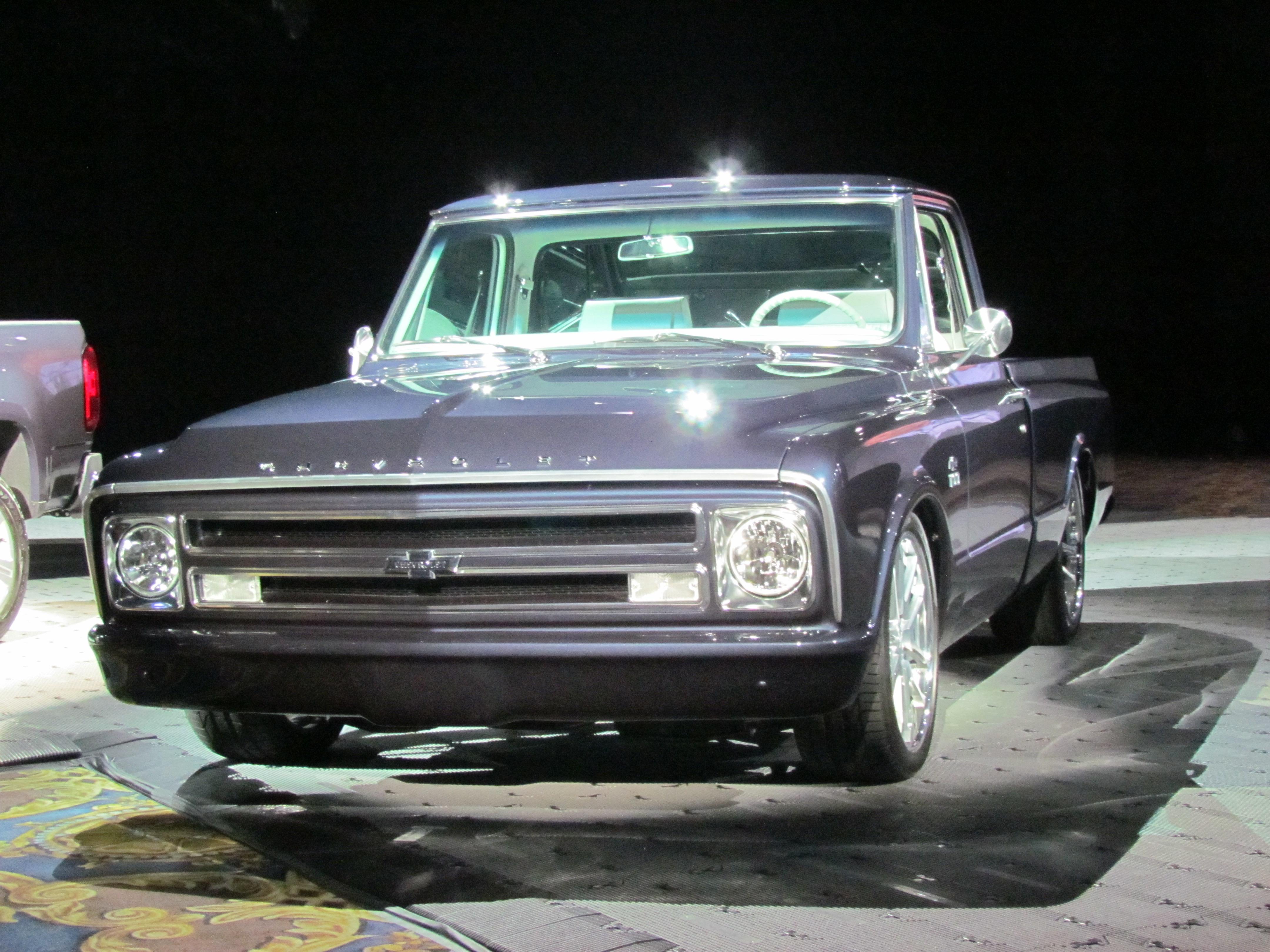 Kekurangan Chevrolet C Spesifikasi