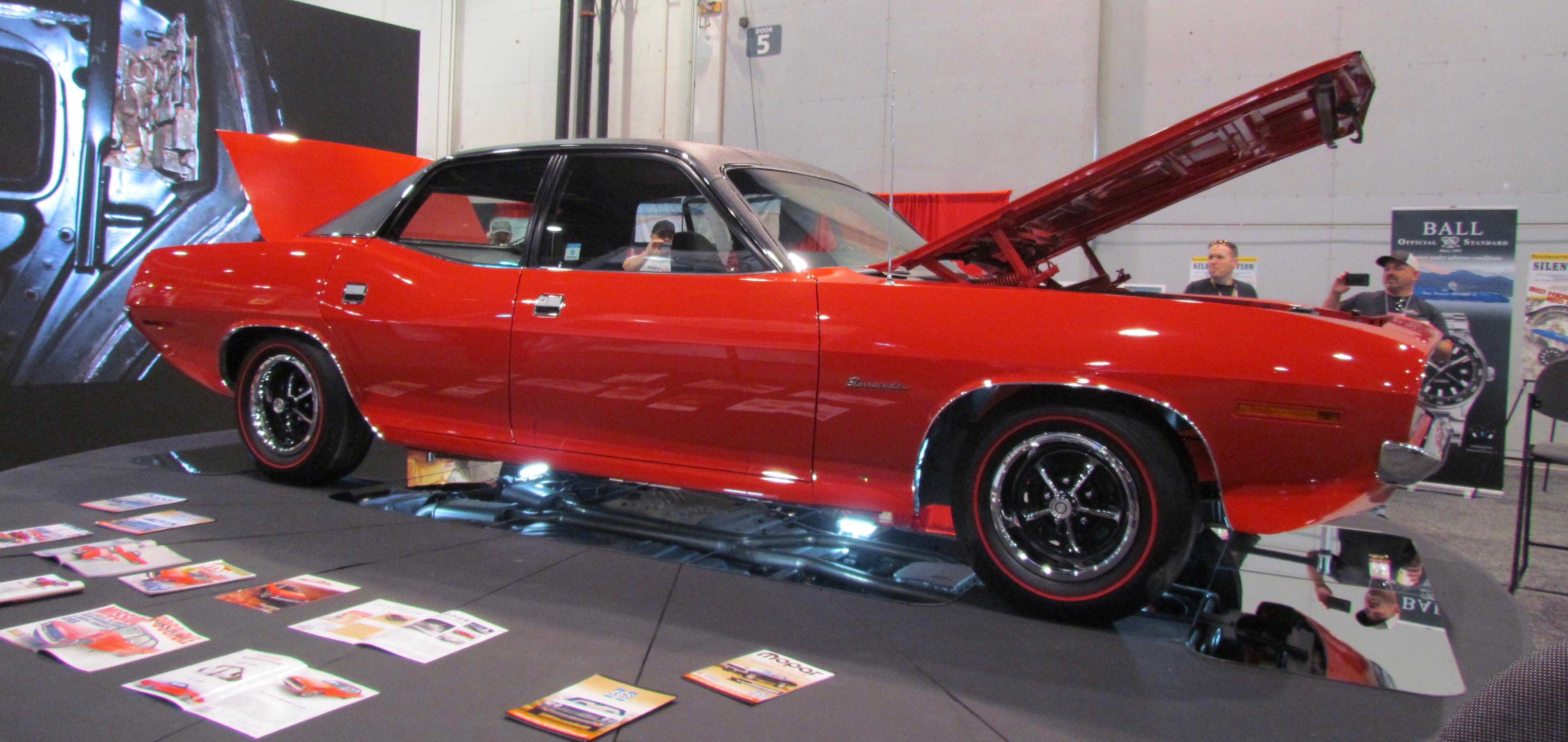 1970 barracuda