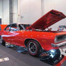 SEMA Seen: 4-door 1970 Barracuda