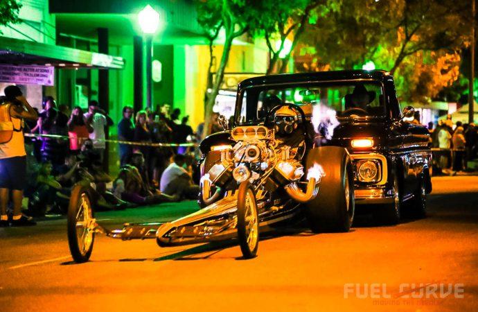 Cruisin Grand Nitro Night: Downtown Escondido comes alive