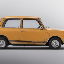 Newest Mini pays homage to 1275 GT of the late '60s