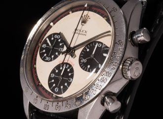 Paul Newman's Daytona watch sells for a record $17.75 million at auction