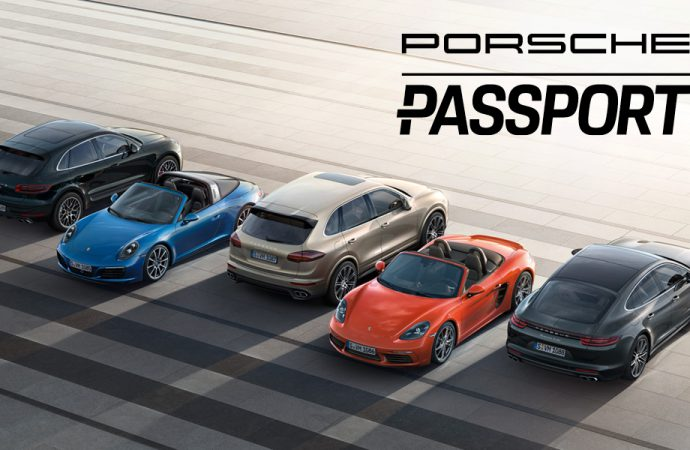 Flavor of the day: That's what Porsche Passport offers