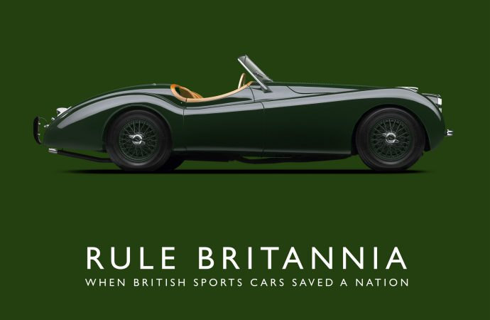 How British sports cars helped save the country during and after the war