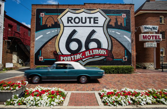 Illinois Route 66 eager for British tourists