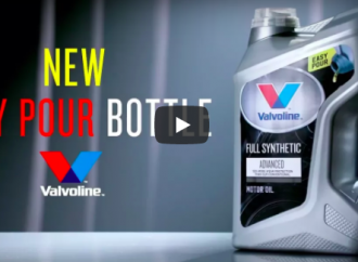 Valvoline unveils easy-pour packaging