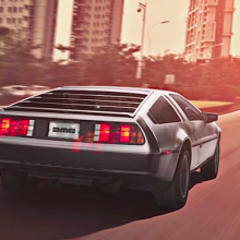 The tale behind the DeLorean DMC-12