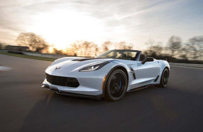 With only 9,700 to be built, will 2018 Corvette become an instant and future collectible?
