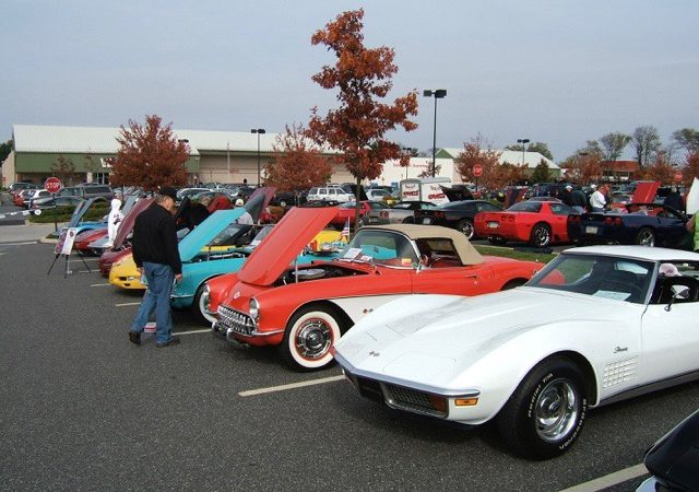 Corvettes for Chip show set for November 5