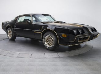 This time capsule 1979 Pontiac Trans Am has been driven just 65 miles