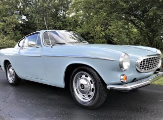 Pick of the Day: 1966 Volvo 1800S