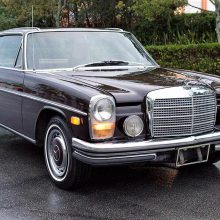 Still the best, 1972 Mercedes-Benz 250C
