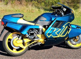 Pick of the Day: 1990 BMW K1