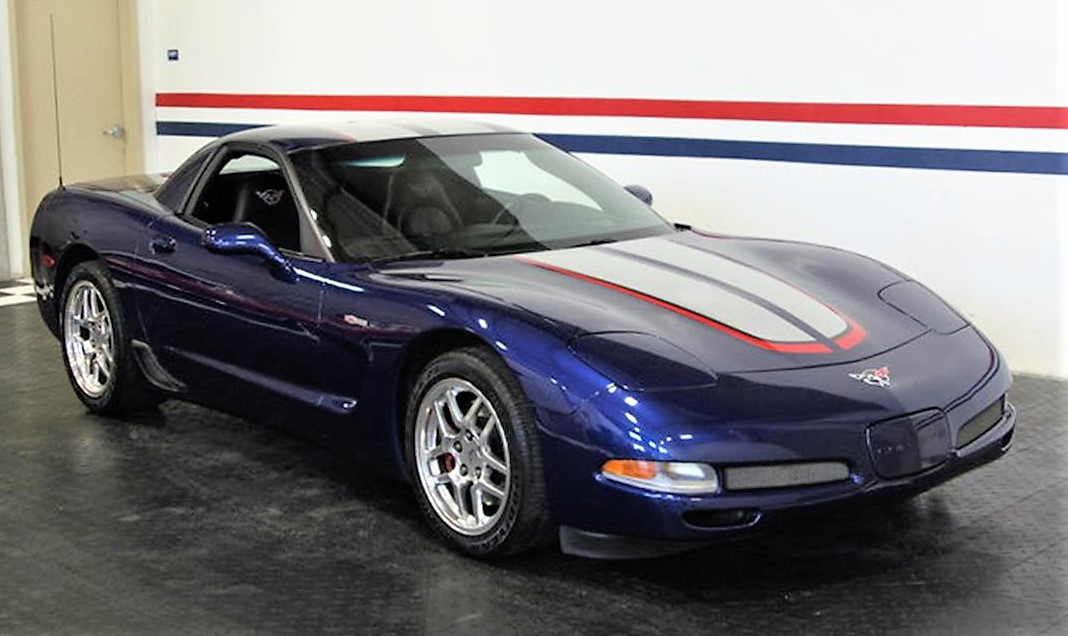 Very special edition 2004 Corvette Z06 - ClassicCars.com Journal