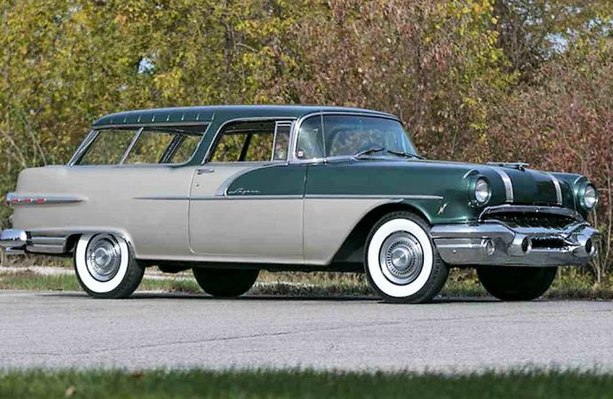 Nomad alternative 1956 Pontiac Safari