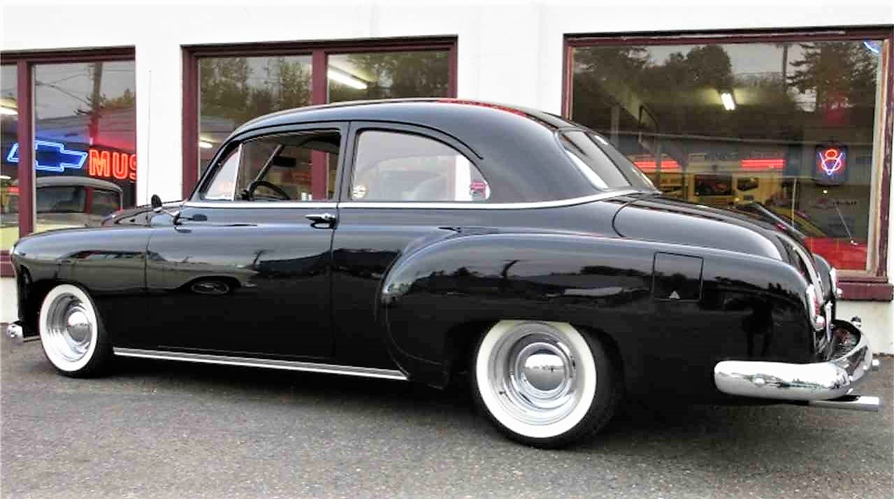 Old-school 1951 Chevrolet custom coupe | ClassicCars.com Journal