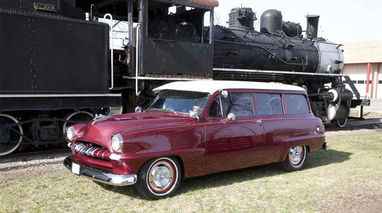 1953 Plymouth Suburban Is Todays Pick Classiccarscom Journal 1973 Satellite Station Wagon