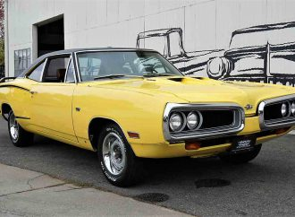 Real honey: '70 Dodge Coronet Super Bee