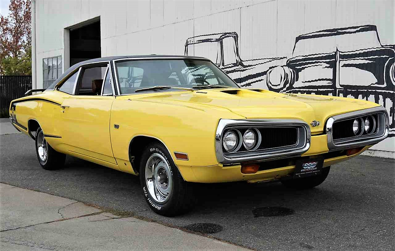 Classic Dodge for Sale on ClassicCars.com