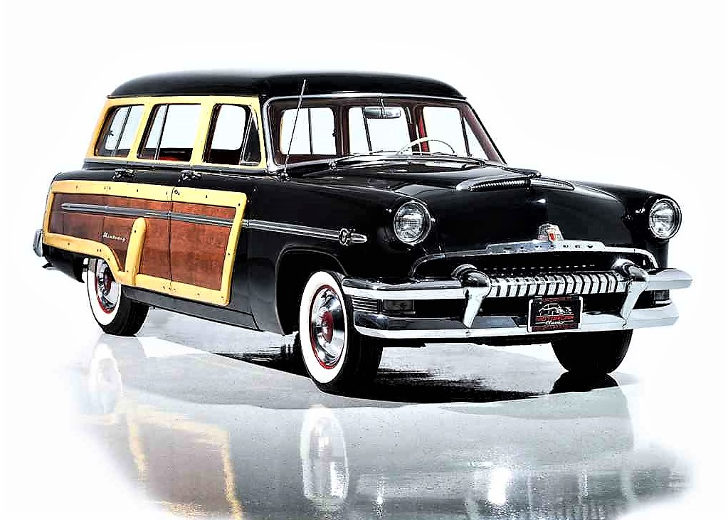 Termite-proof 1954 Mercury woody wagon | ClassicCars.com Journal
