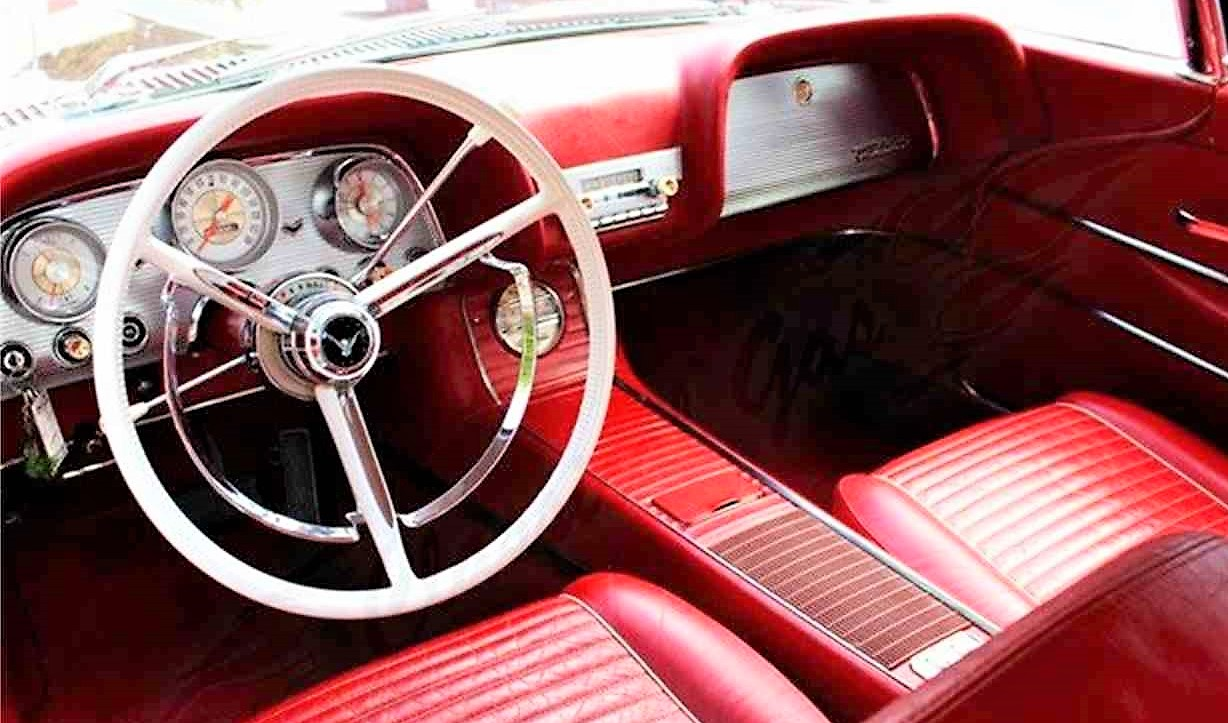 Black survivor 1959 Ford Thunderbird | ClassicCars.com Journal