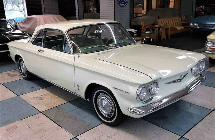 First-year 1960 Chevrolet Corvair