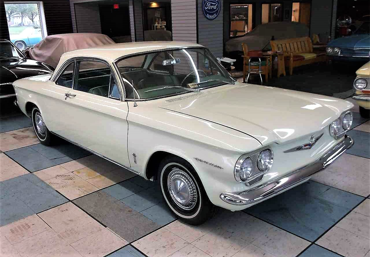 First-year 1960 Chevrolet Corvair | ClassicCars.com Journal