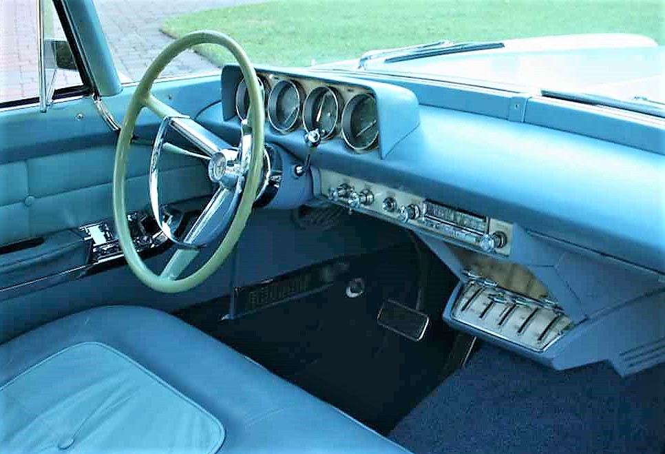 Original 1958 Lincoln Continental Mark III | ClassicCars.com Journal