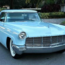 Original 1956 Continental Mark II