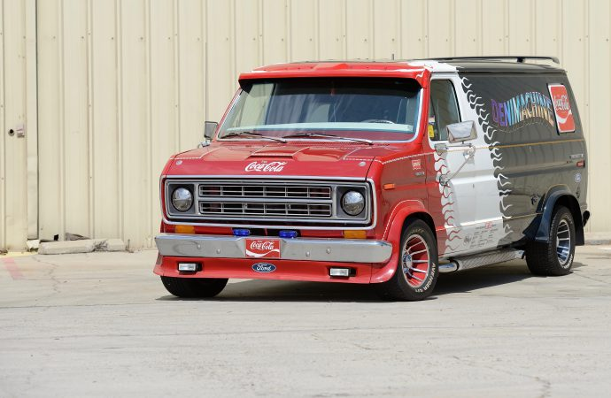 Mecum anticipates 1,000 cars at its inaugural Las Vegas sale
