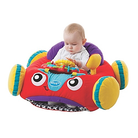 Playgro's Comfy Car: Baby's first set of wheel | ClassicCars.com Journal