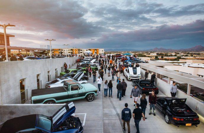 future classic car show