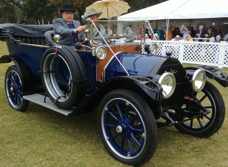 Hilton Head concours shows off a fine cache of Cadillacs