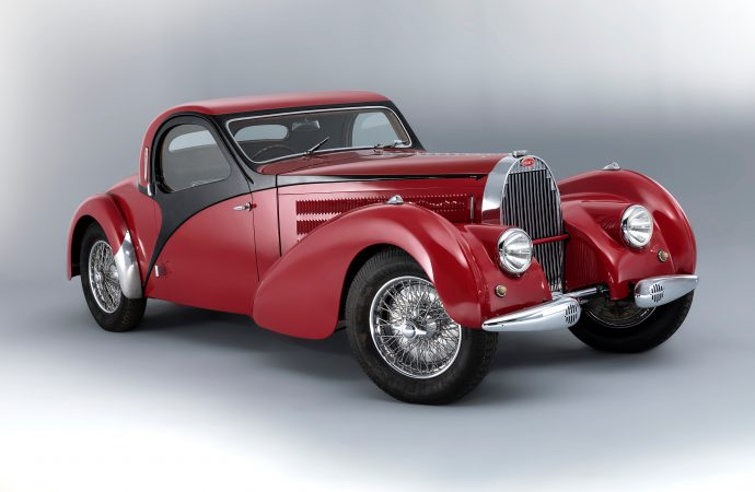Artcurial adds Volante, Porsche and vintage motorcycle collections to its Retromobile docket